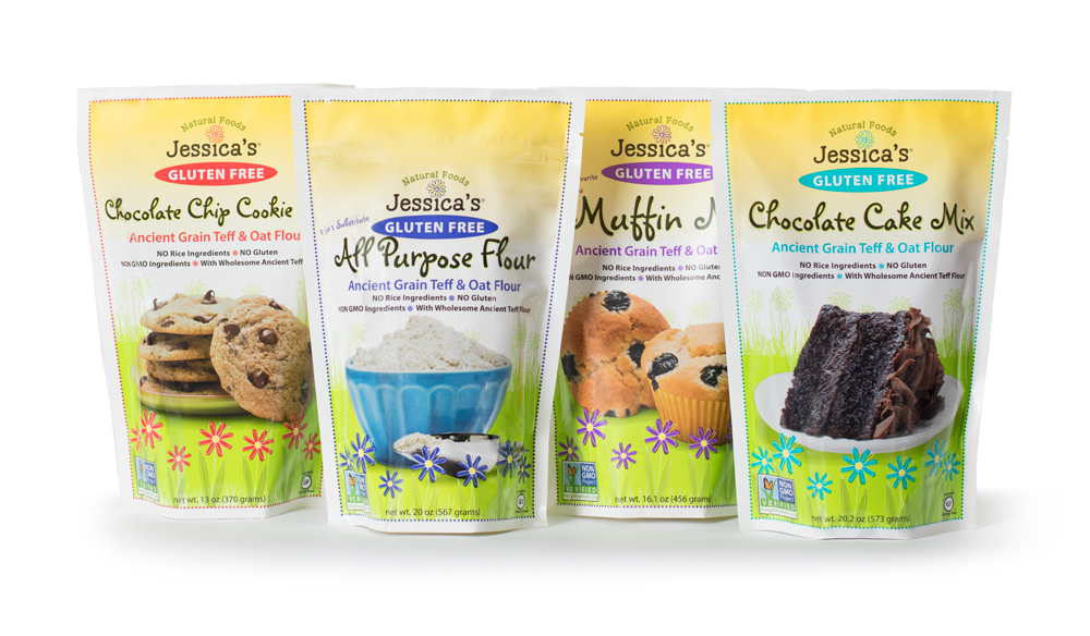 *New* Gluten-Free Flour Blend & Mixes Sampler Pack