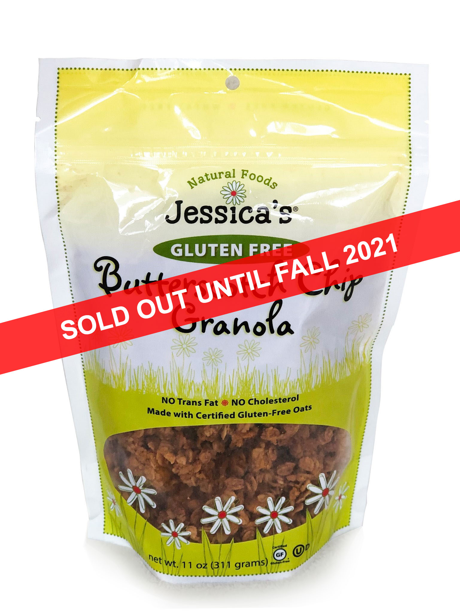 Gluten-Free Butterscotch Chip Granola (Limited Edition) - SOLD OUT