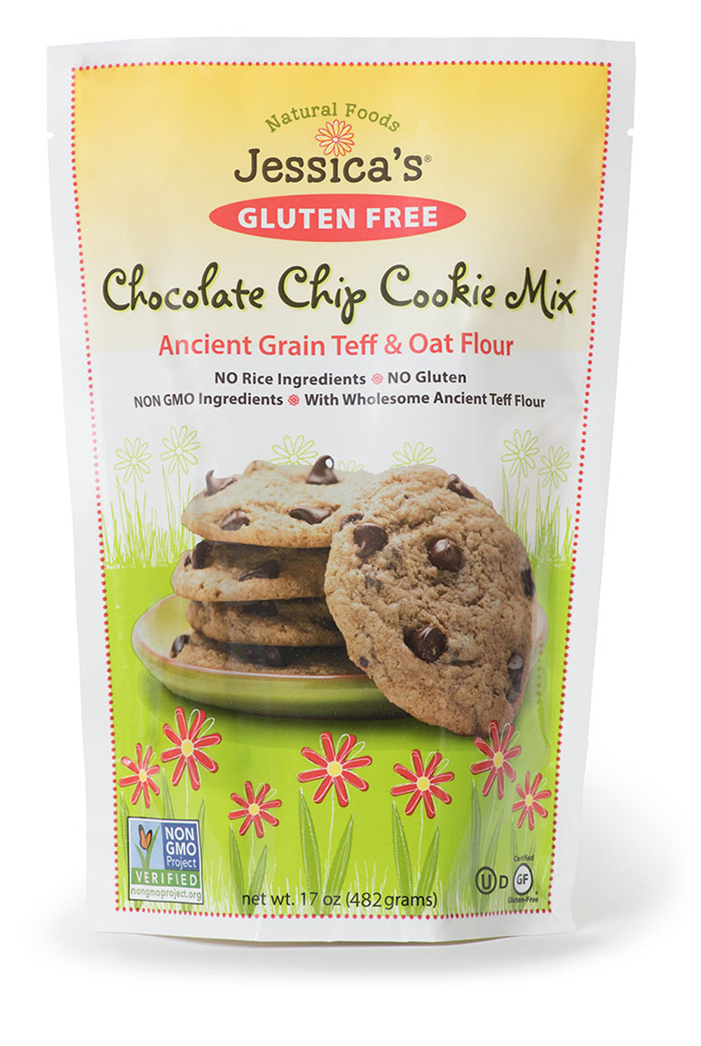 Gluten-Free Chocolate Chip Cookie Mix